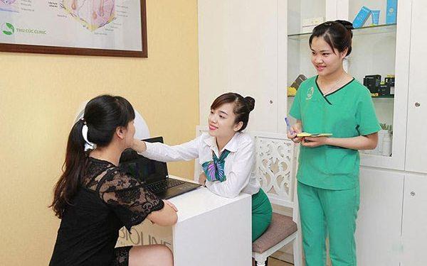 Thẩm mỹ viện Thu Cúc Clinic- thẩm mỹ viện tốt nhất Sài Gòn