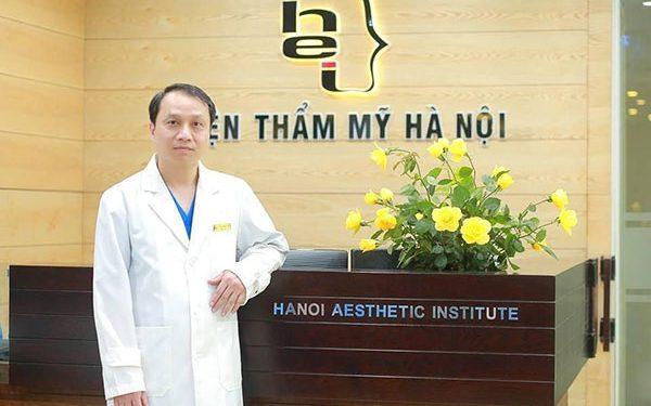 Viện thẩm mỹ Hà Nội- Thẩm mỹ viện tốt nhất tại Việt Nam