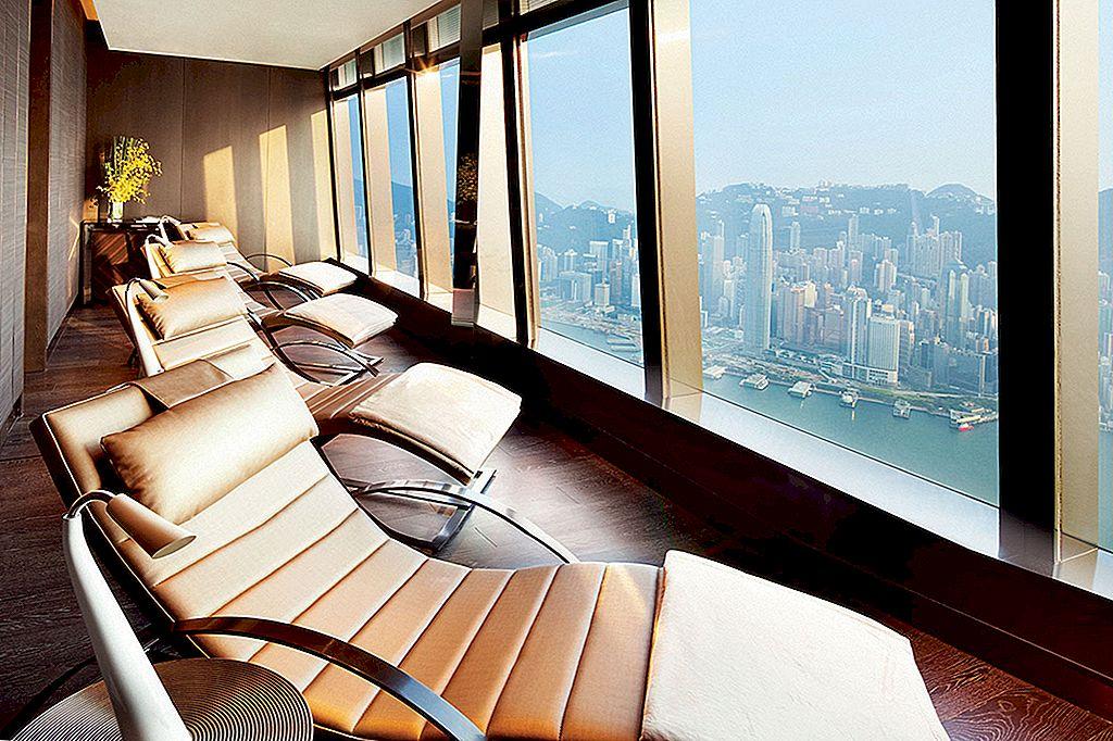Hong Kong spa