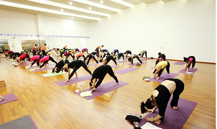 Trung tâm Shubha Yoga