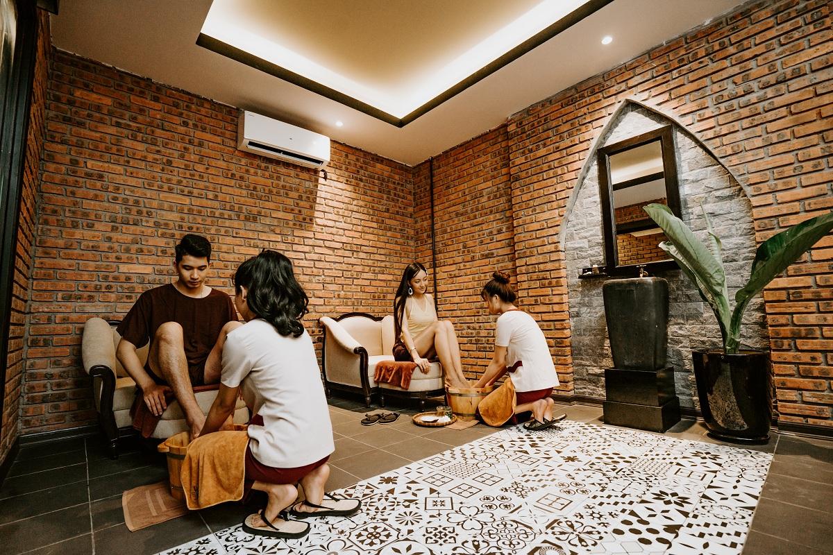An Spa sauna & Massage