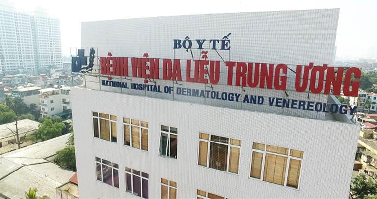 Bệnh viện Da liễu Trung ương Hà Nội