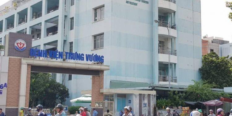 Khoa mắt – Bệnh viện Trưng Vương Được khởi công xây dựng từ năm 1963