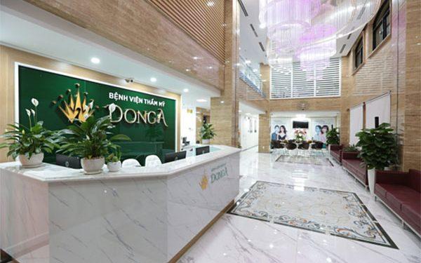 Bệnh viện thẩm mỹ Đông Á là địa chỉ cắt mí, nhấn mí uy tín tại khu vực Đà Nẵng