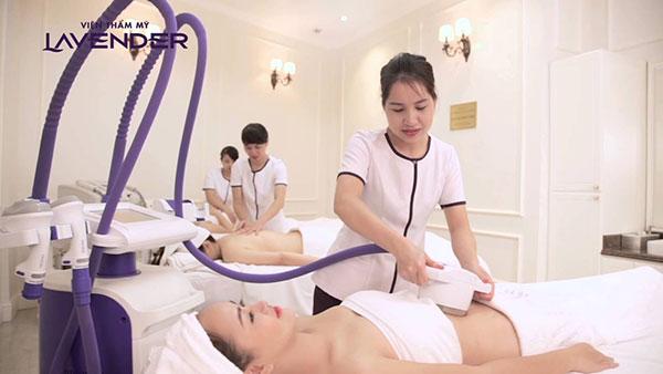 Thẩm mỹ viện Lavender là địa chỉ giảm mỡ bụng nhanh, uy tín hàng đầu tại Hà Nội