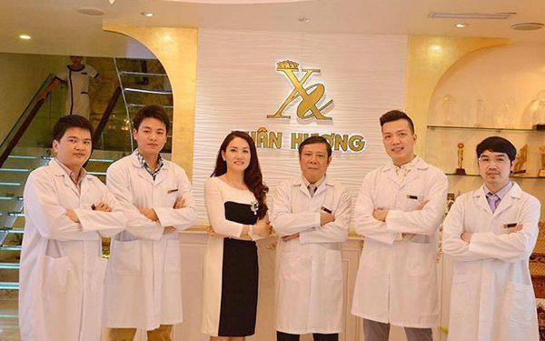 Thẩm mỹ viện Xuân Hương có nhiều loại hình dịch vụ giảm béo tiên tiến hàng đầu thế giới