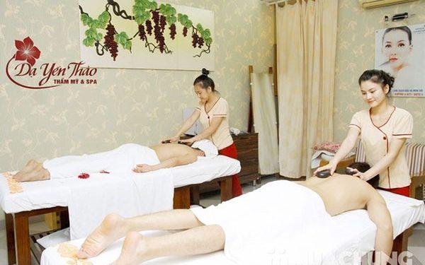 Dạ Yến Thảo Spa là một trong những địa chỉ giảm mỡ bụng nhanh và an toàn đứng Top 100 spa uy tín tại Việt Nam