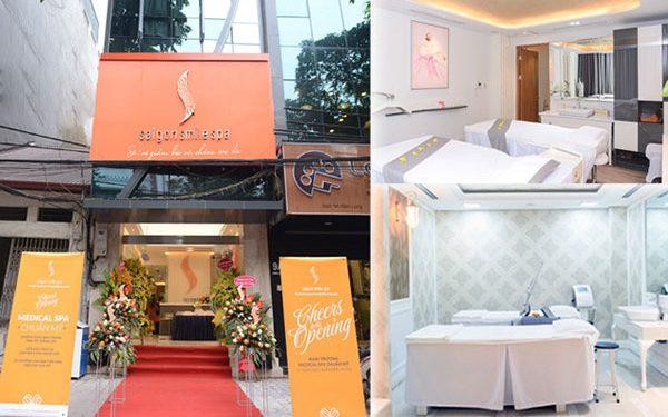 Saigon Smile Spa sử dụng phương pháp giảm béo khoa học tự nhiên và không cần phẫu thuật