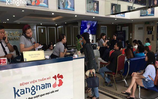 Địa chỉ giảm mỡ bụng tại TPHCM - Bệnh viện thẩm mỹ Kangnam có nhiều dịch vụ hút mỡ bụng với chi phí đa dạng