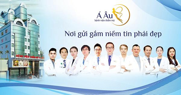 Bệnh viện thẩm mỹ Á Âu