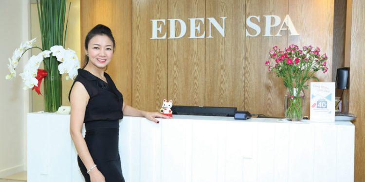 Địa chỉ massage trị liệu Saigon Eden Spa có không gian dành riêng cho các cặp vợ chồng