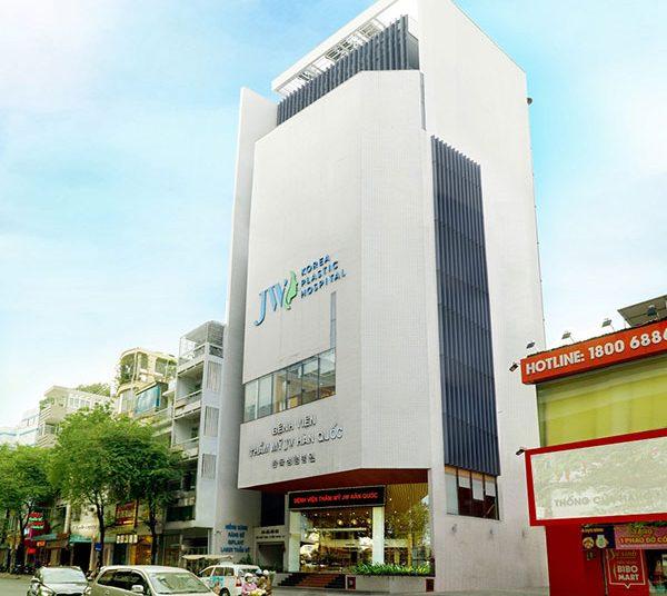 Bệnh viện thẩm mỹ JW Hàn Quốc là một trong những địa chỉ nâng mông uy tín nhất ở TPHCM