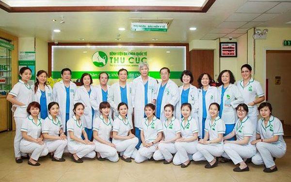 Thu Cúc Sài Gòn sở hữu phòng phẫu thuật vô trùng tuyệt đối