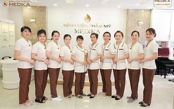 Bệnh viện thẩm mỹ MEDIKA là nơi hội tụ đội ngũ bác sĩ, chuyên gia có nhiều năm kinh nghiệm