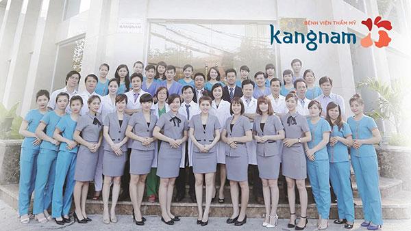 Bệnh viện thẩm mỹ Kangnam sử dụng nguyên liệu có nguồn gốc và xuất xứ từ Pháp