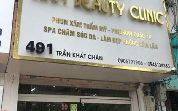 Siam Beauty Clinic – Địa chỉ tiêm filler uy tín tại Hà Nội