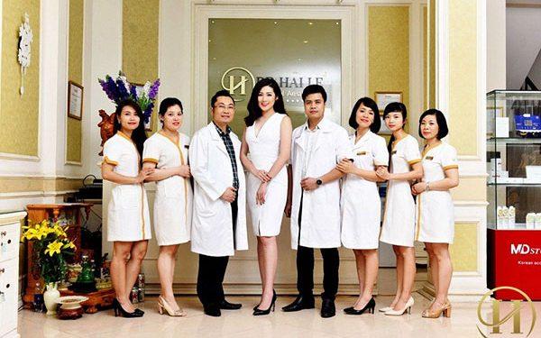 Viện Thẩm Mỹ Y Khoa Dr. Hải Lê đã ứng dụng thành công rất nhiều công nghệ thẩm mỹ từ Hàn Quốc, Nhật Bản, Mỹ, Thái Lan