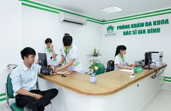phòng khám bác sĩ gia đình chất lượng tại tphcm