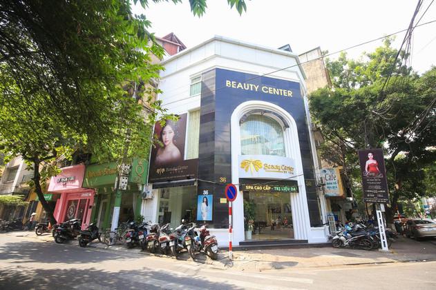 Thẩm mỹ viện uy tín tại Hà Nội - Thẩm mỹ Beauty Cente