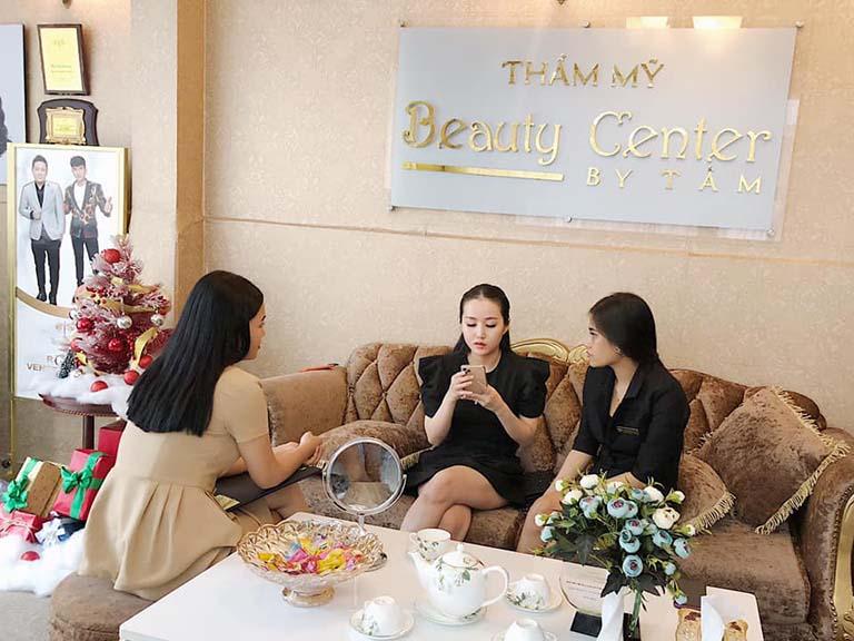 Thẩm mỹ beauty Center by tấm