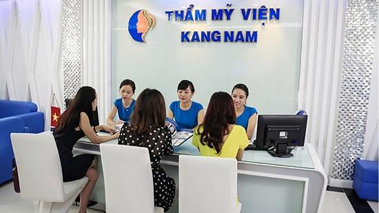 Bệnh viện thẩm mỹ Kang Nam là địa chỉ nâng mũi đẹp, uy tín