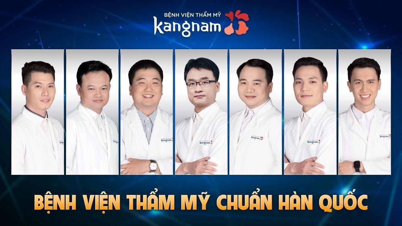 Thẩm mỹ viện KangNam- nơi làm đẹp uy tín nhất tại quận Đống Đa