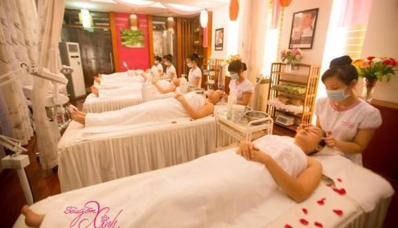 Thẩm mỹ viện Sài Gòn Xinh Spa- thẩm mỹ viện tốt nhất tại quận Hà Đông