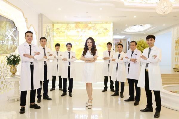 Thẩm mỹ viện Linh Hương- thẩm mỹ viện tốt nhất tại quận 8