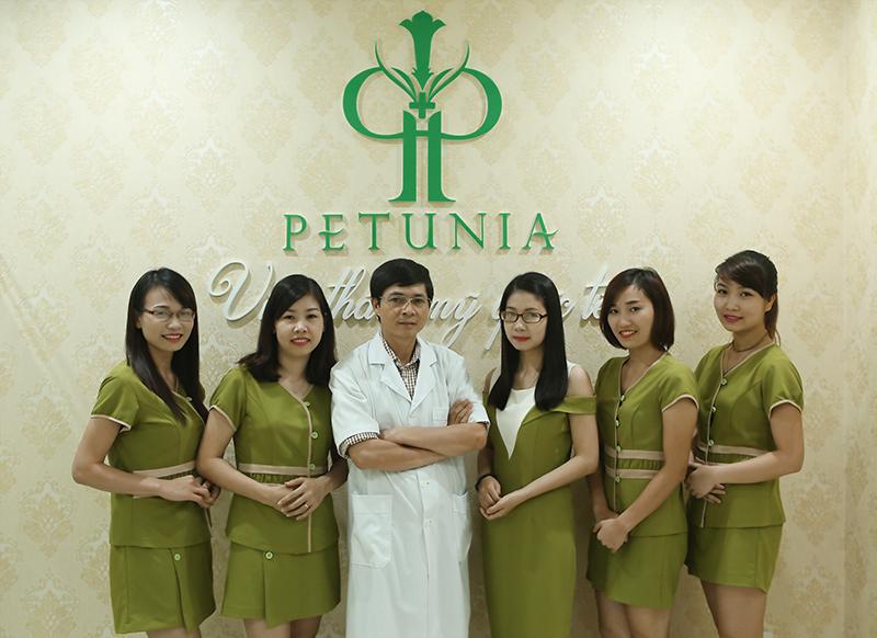 Viện thẩm mỹ Quốc tế Petunia- thẩm mỹ viện tốt nhất tại quận Thanh Xuân