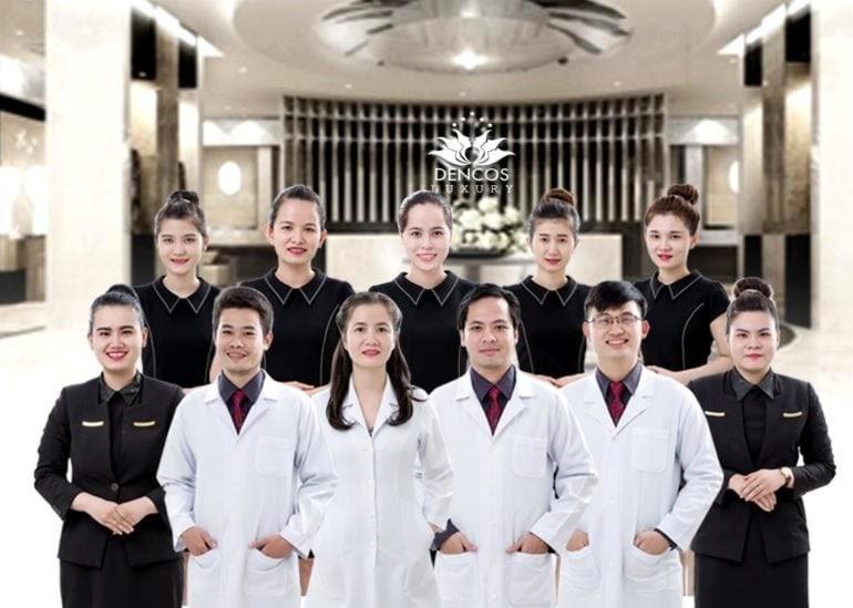 Thẩm mỹ viện Dencos Luxury- thẩm mỹ viện tốt nhất tại TP Vũng Tàu