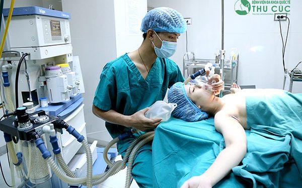 Bệnh viện Thu Cúc là một trong những đơn vị có dịch vụ nâng ngực đẹp tại Hà Nội