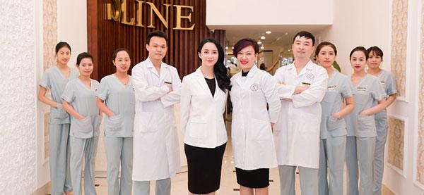 Địa chỉ nâng ngực đẹp tại Hà Nội - Thẩm mỹ viện Sline sở hữu cơ sở hạ tầng khang trang, bắt mắt và hiện đại