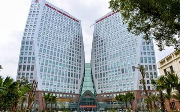 Bệnh viện Trung Ương Quân Đội (Bệnh viện 108) là địa chỉ nâng ngực đẹp tại Hà Nội