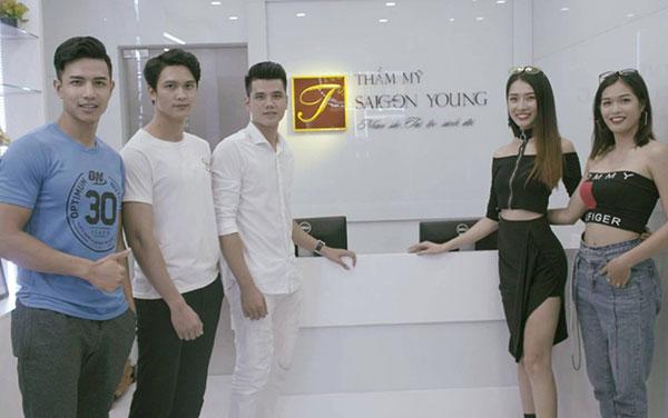 Địa chỉ nâng ngực đẹp tại Hà Nội - Thẩm mỹ Sài Gòn Young tọa lạc tại số 139A Nguyễn Thái Học, Quận Ba Đình, Hà Nội