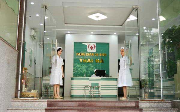 Phòng khám Đa khoa Thái Hà - Một địa chỉ vá màng trinh tại Hà Nội sở hữu cơ sở hạ tầng khang trang, hiện đại và thoáng đãng