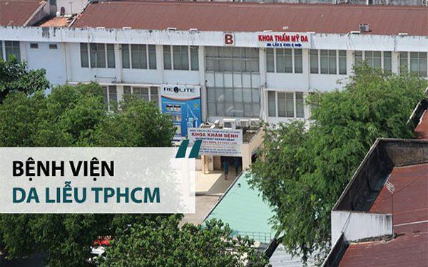 Bệnh viện Da liễu TPHCM sử dụng công nghệ Laser pico giây và Laser QS vào dịch vụ xóa xăm