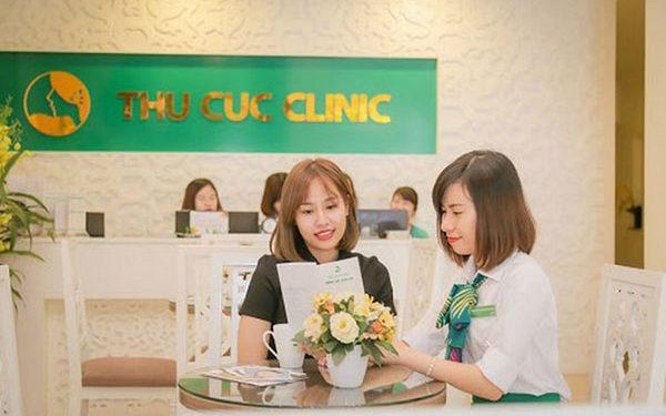 Thu Cúc Clinics là một trong những spa chăm sóc da mặt tại Hà Nội được nhiều chị em lựa chọn