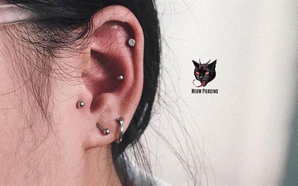 Mèo Piercing là một trong những địa chỉ bấm lỗ tai tại TPHCM uy tín bậc nhất