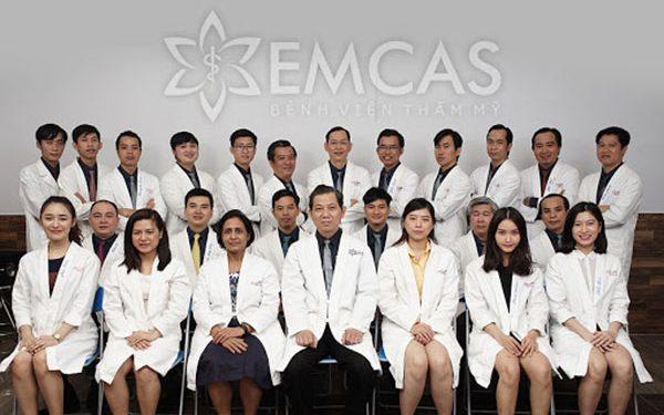 Bệnh viện thẩm mỹ Emcas cung cấp dịch vụ tiêm filler với số lượng và giá thành đa dạng