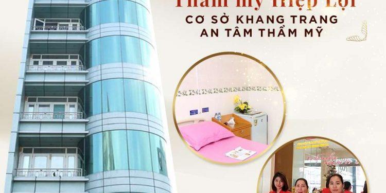 Thẩm mỹ Hiệp Lợi là một trong những địa chỉ có dịch vụ treo chân mày đẹp tại TPHCM