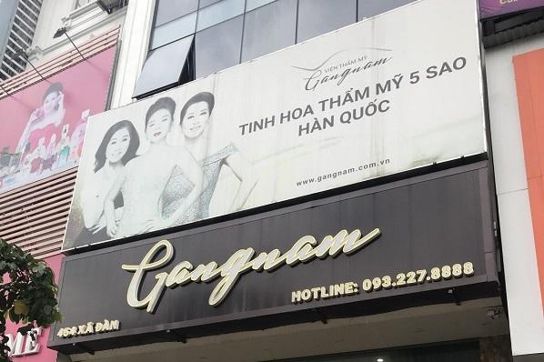 Giới thiệu về Viện thẩm mỹ Mega Gangnam 454 Xã Đàn